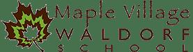 Maple Village Waldorf School Logo
